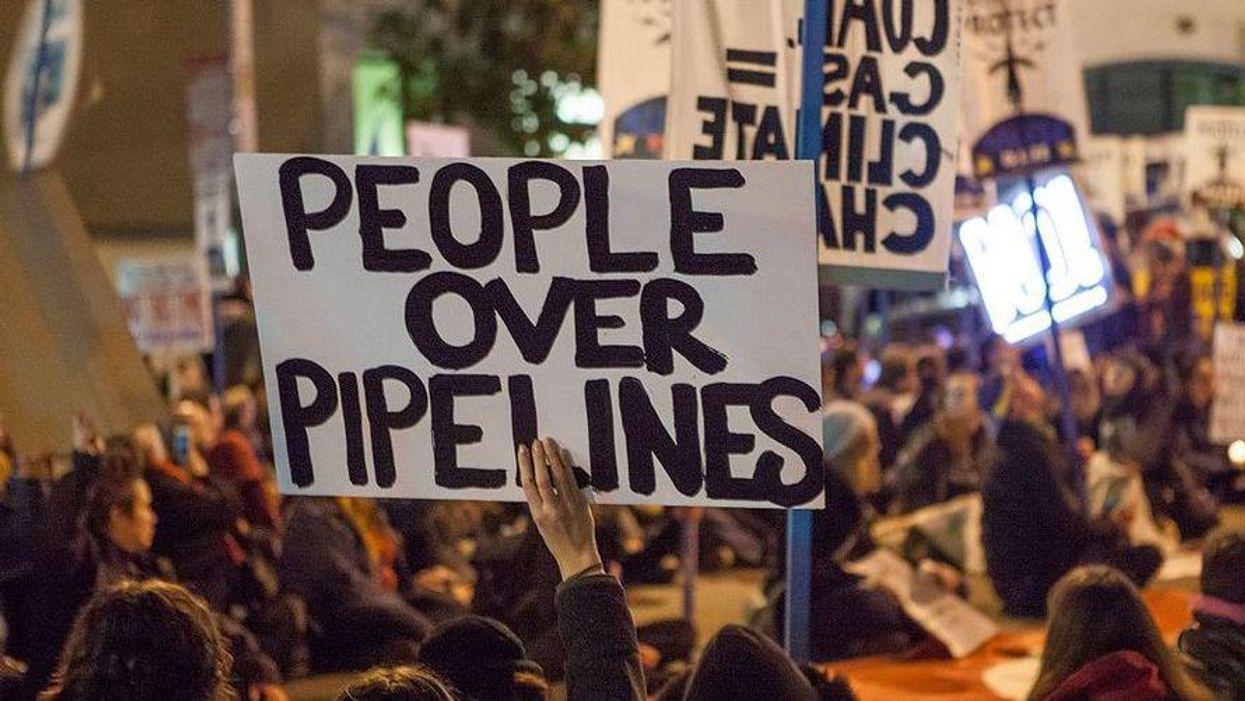 'Triumph for environmental justice': Oil companies scrap pipeline plans amid grassroots pressure