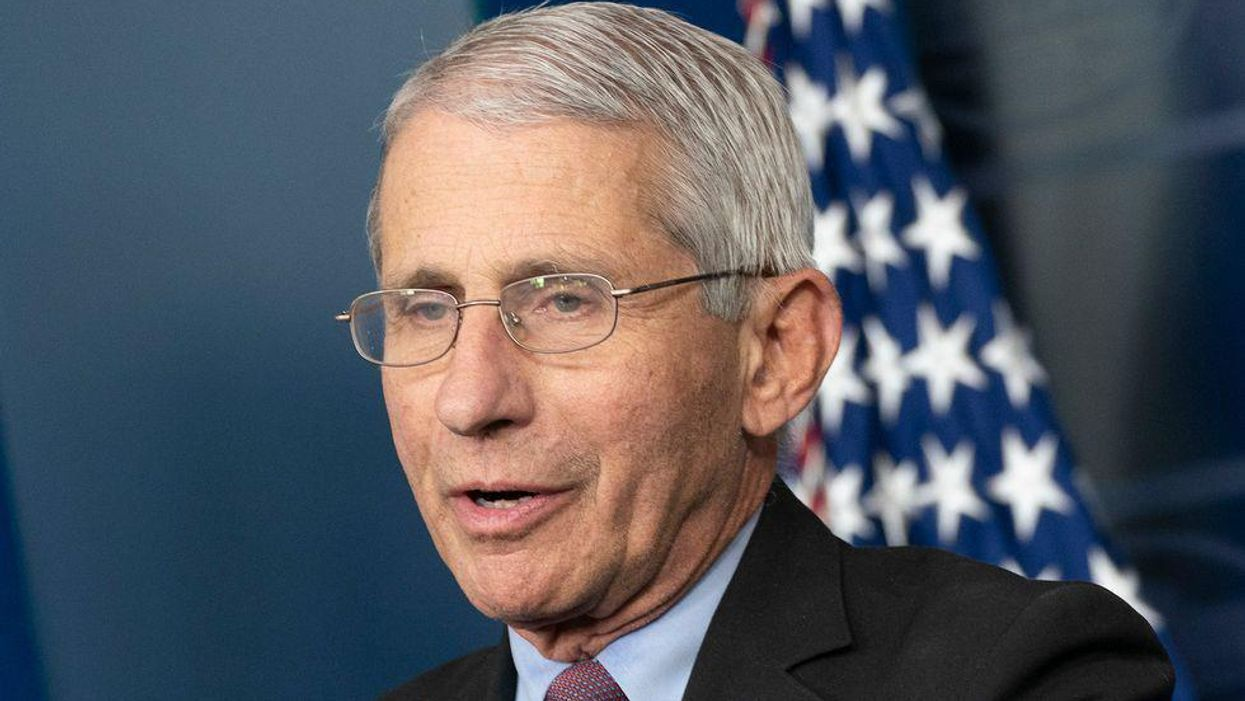 Dr. Fauci warns the US 'could really be in trouble' from new Covid variant even worse than Delta