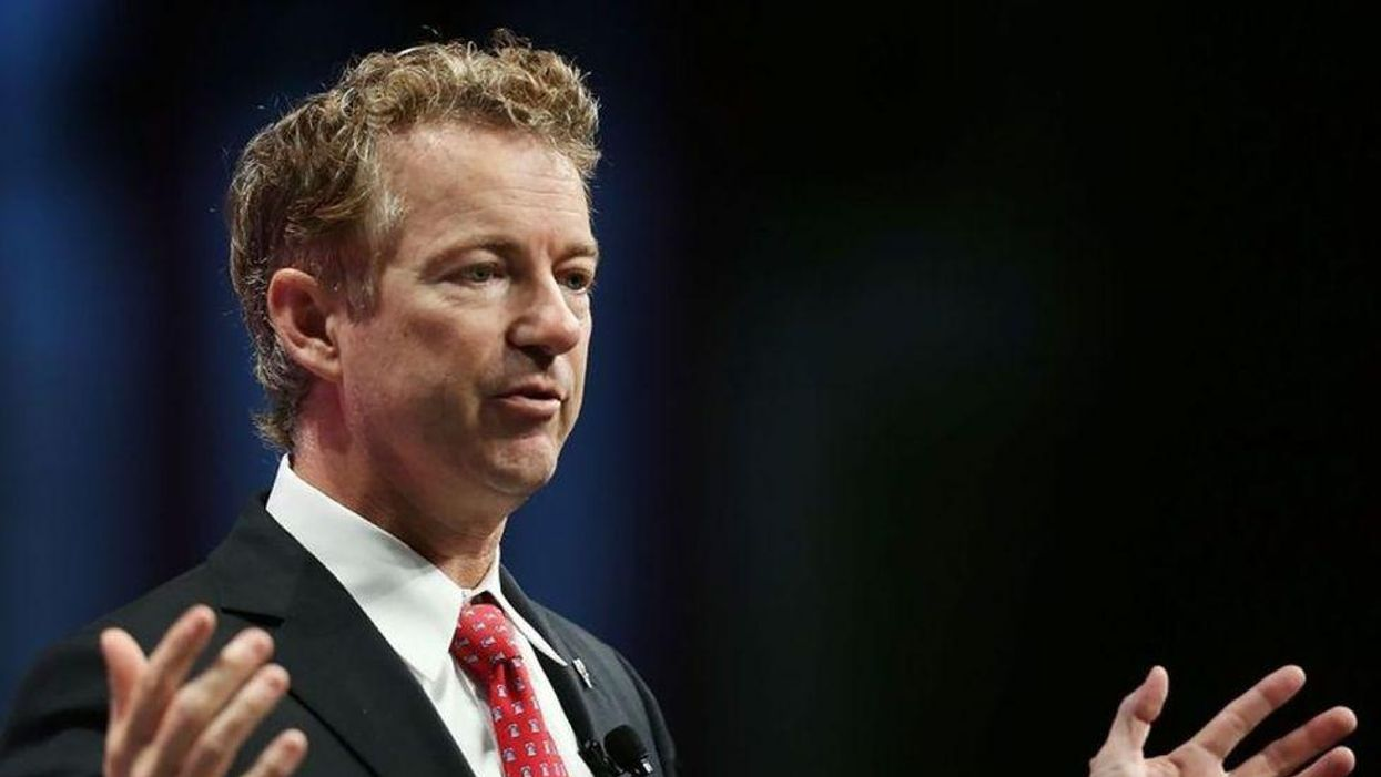 'Sociopath' Rand Paul slammed for anti-vax 'mass murder' manifesto after claiming 'no one should follow CDC'