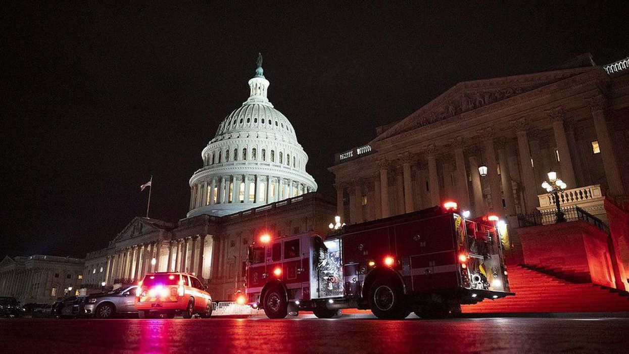 Federal judge suggests prosecutors are being too lenient on Capitol rioters