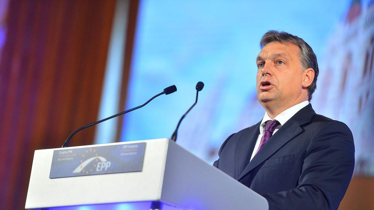 Republicans who 'praise' Hungary's Orbán are no better than leftists who promoted communist dictators: conservative