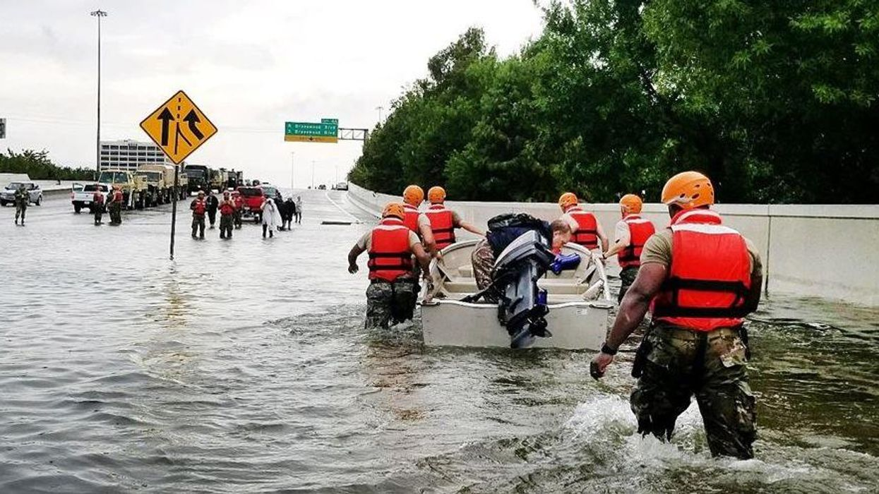 How a national infrastructure program would protect Americans from hurricanes