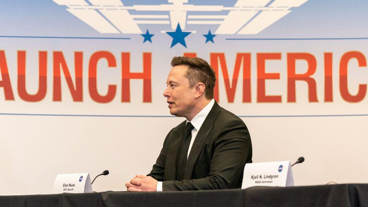 Are Bezos and Musk launching a new space age — or just a U.S. space grab?
