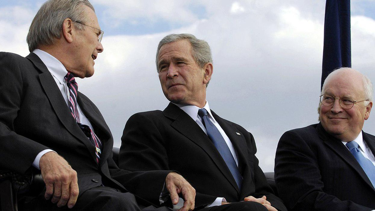George W. Bush slammed for comments on Taliban's Afghanistan takeover: 'No contrition or self-awareness'
