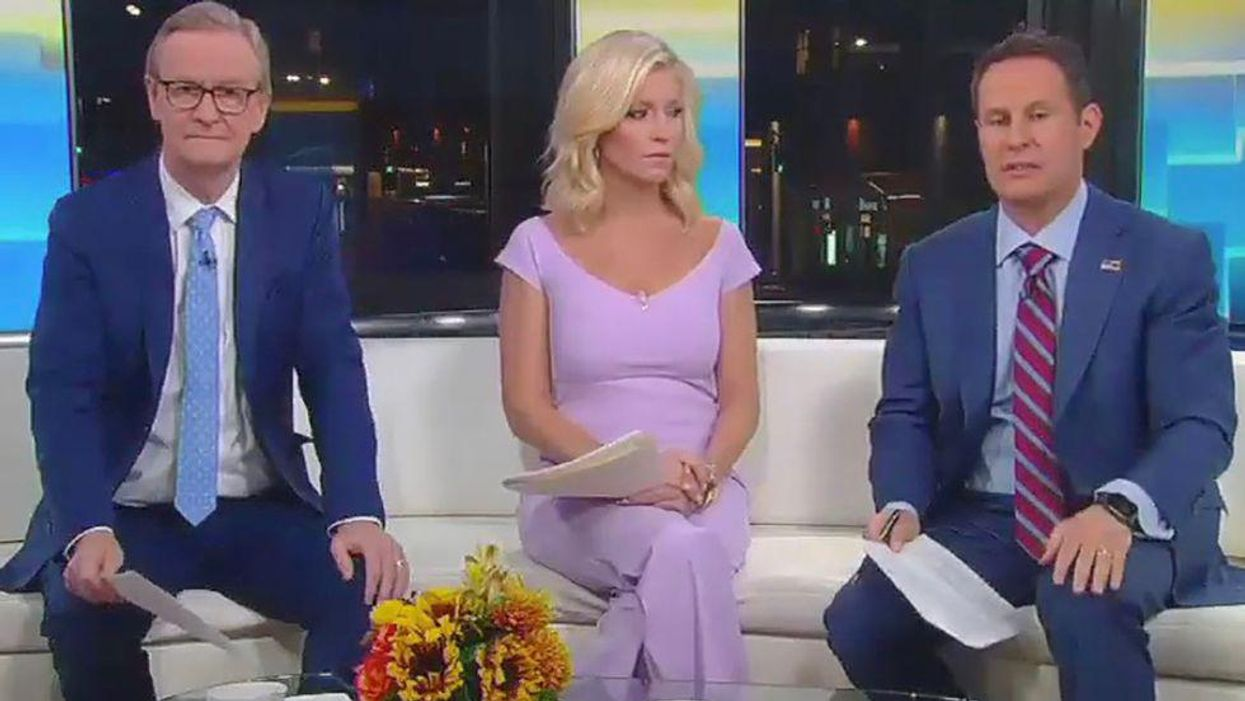 'This is insane': Fox News hosts slammed for pushing 'medical disinformation' about COVID vaccine