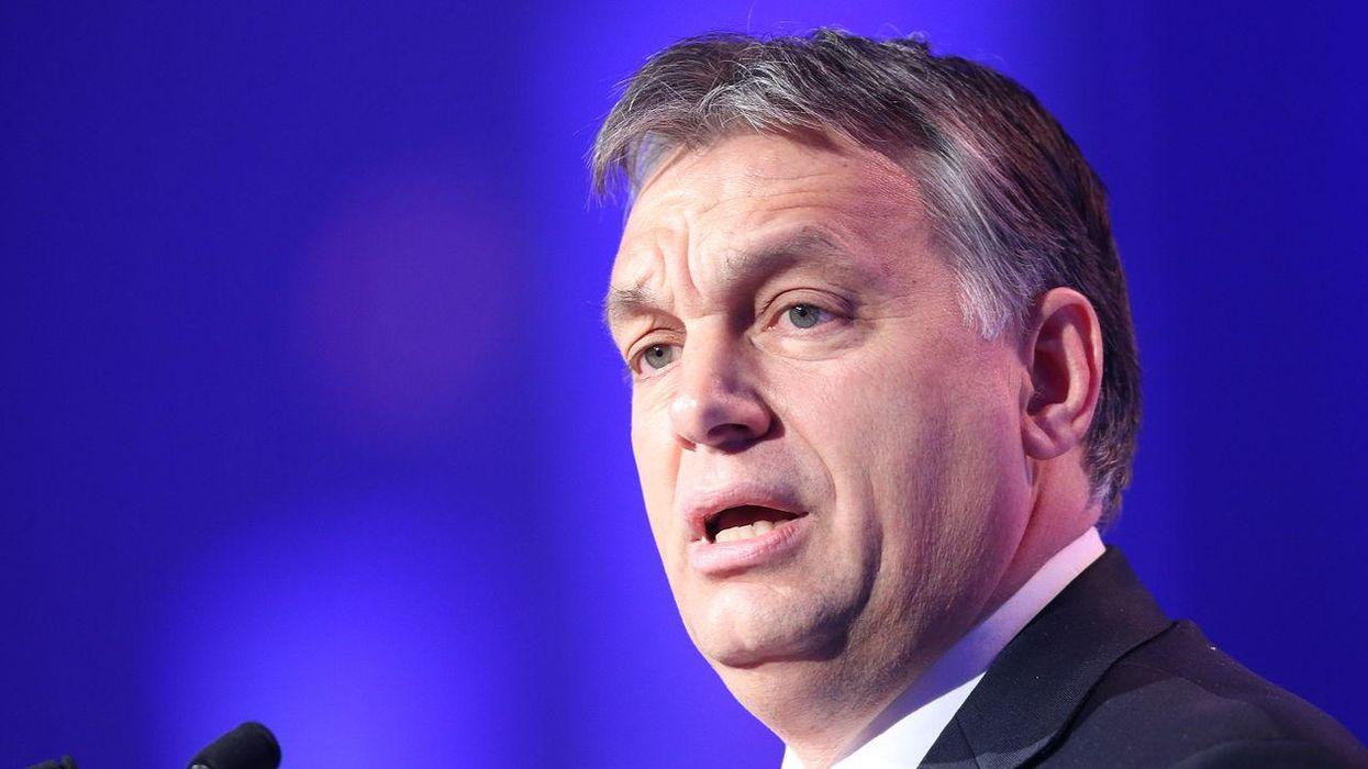 Tucker Carlson's 'unpatriotic' Viktor Orbán fetish makes him an 'apostle of authoritarianism': conservative