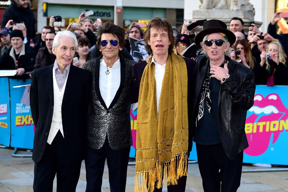Rolling Stones pay tribute to Charlie Watts