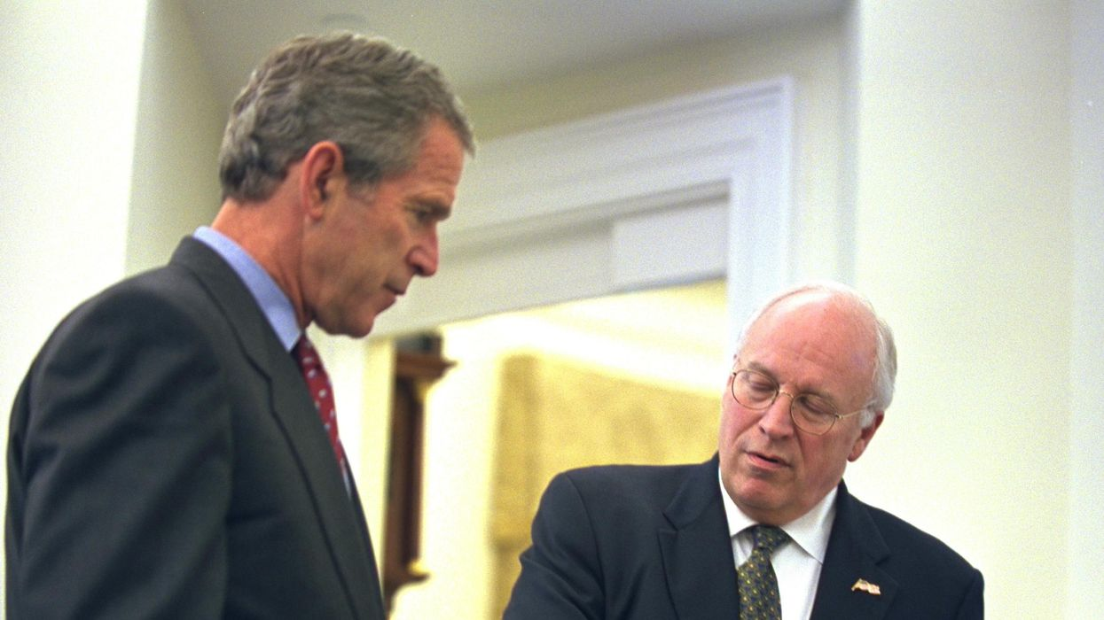 The myths and lies about Afghanistan's role in 9/11 live on — and Bush and Cheney escape justice