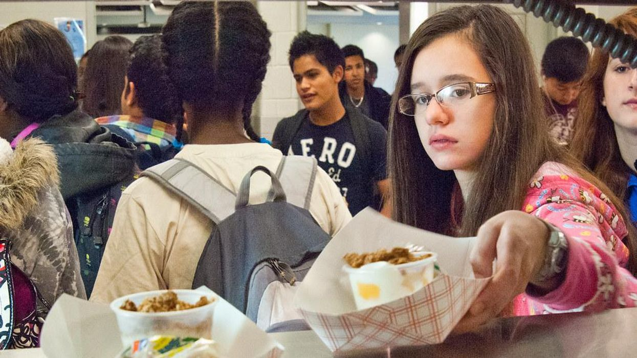 Wisconsin school ditches free lunch program to avoid 'spoiling' families