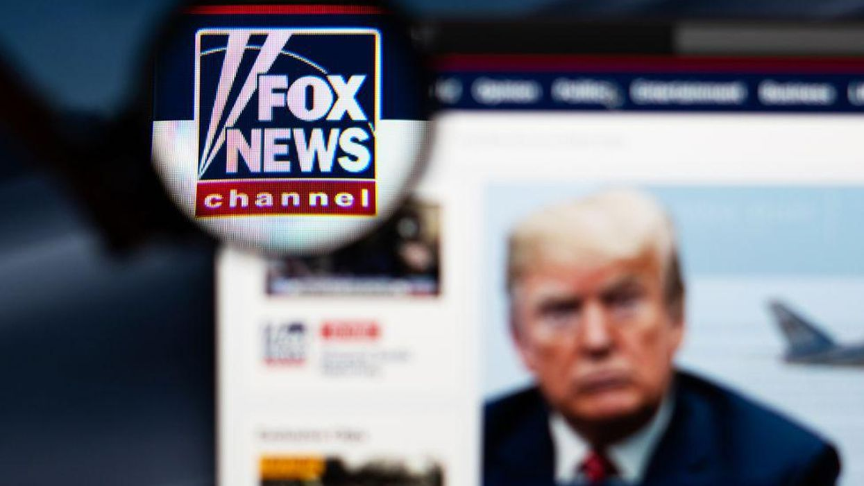 Fox News praised by White House for enforcing Biden's vaccine-or-test mandate as network publicly condemns policy on-air