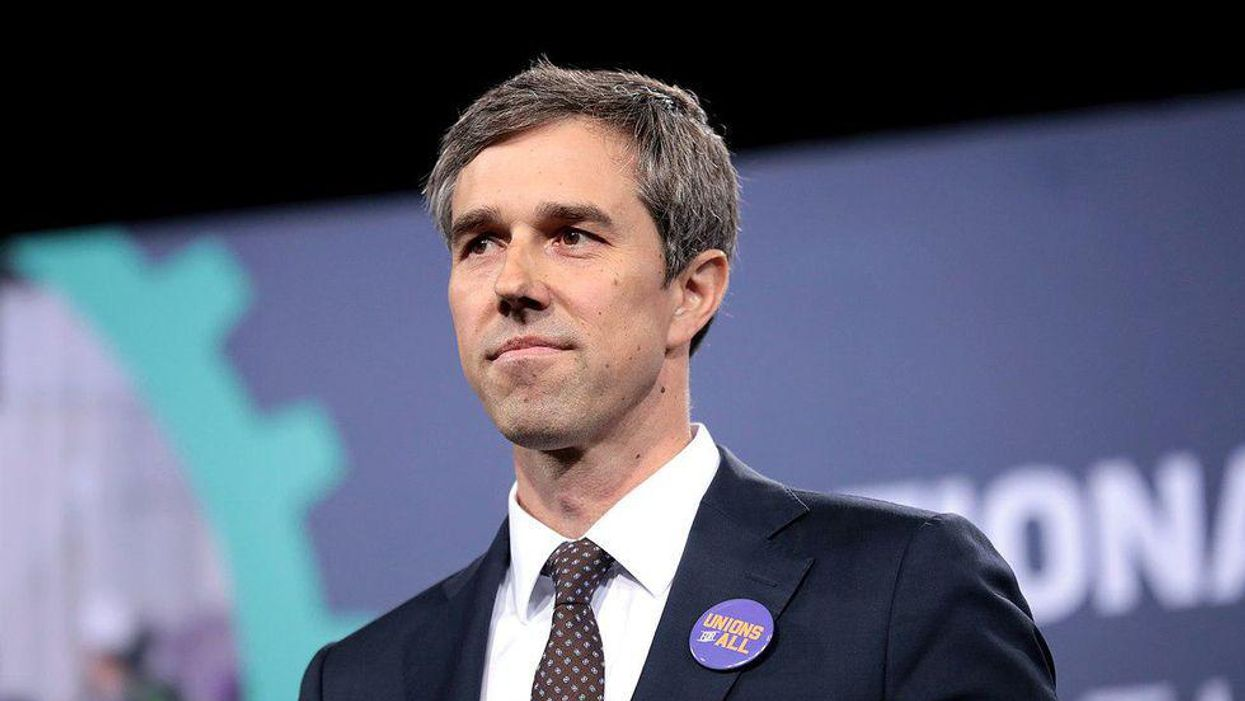 Ex-Rep. Beto O'Rourke is planning a 2022 run against Greg Abbott in Texas governor's race: report