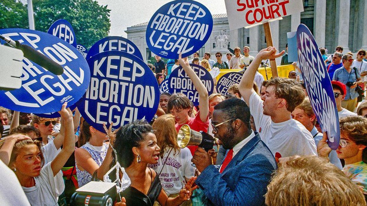 State lawmakers file brief urging Supreme Court to uphold Roe v. Wade as it risks full reversal