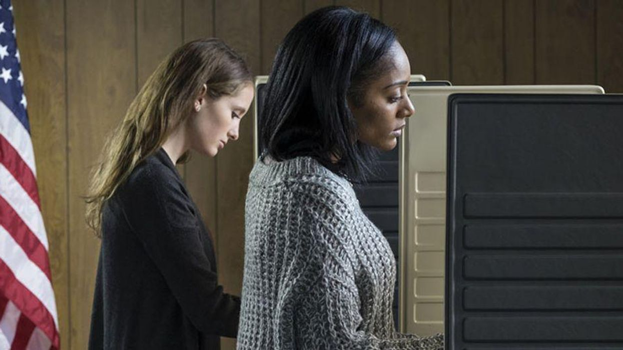 North Carolina court strikes down voter ID law for 'unconstitutional' targeting of Black voters