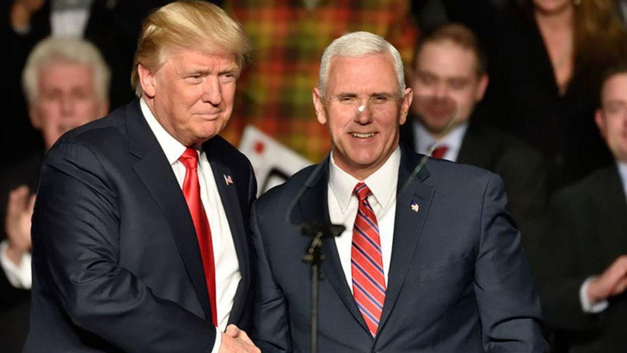 Head of anti-LGBTQ group worked with Trump on secret scheme to get Pence to overturn election: report