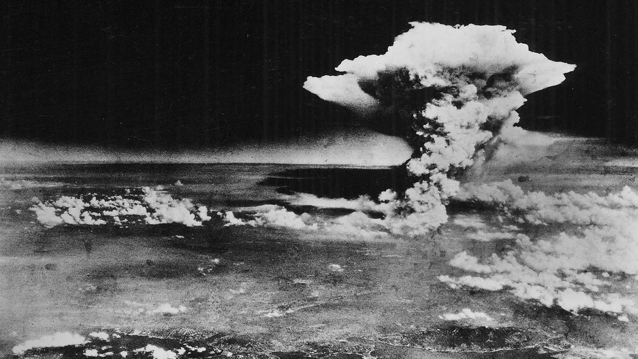 Long-time activist: 'Excluding women' in the nuclear age 'has brought us to the brink of possible extinction'
