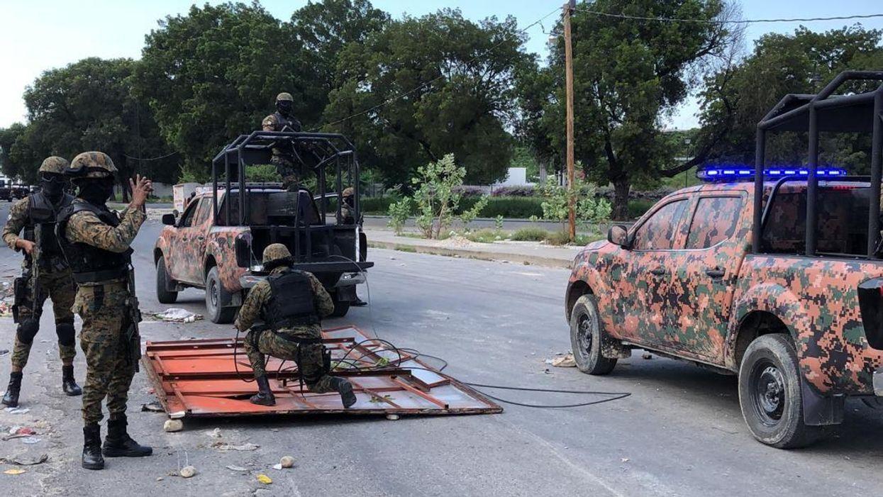 A Texas Republican said Border Patrol agents seen abusing Haitian migrants are doing 'God's work'