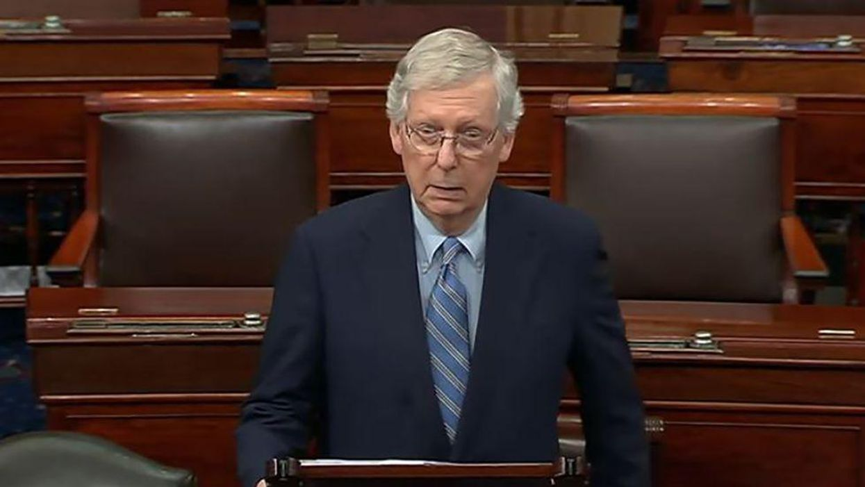 Mitch McConnell packed the Supreme Court with right-wingers. The American public no longer trusts it