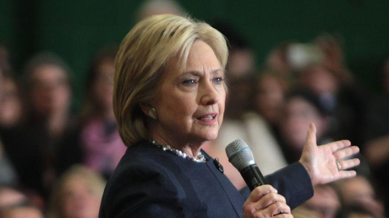 Hillary Clinton's prescient warning was proved correct — but she paid the price for it
