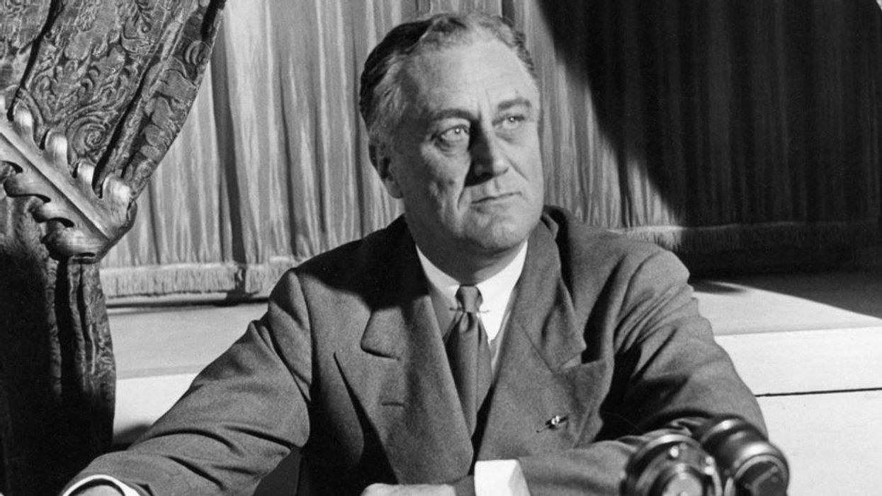 What Biden can learn from FDR about dealing with Manchin and Sinema