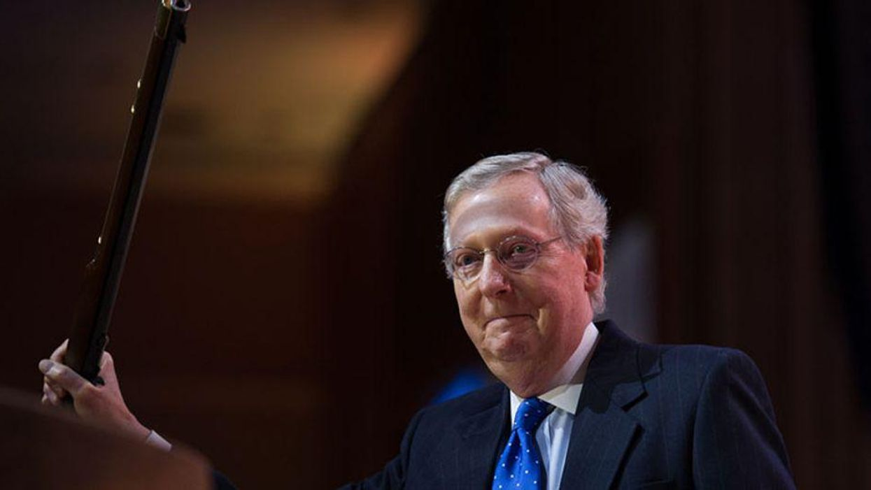 Mitch McConnell's hijacking of the Supreme Court is already backfiring