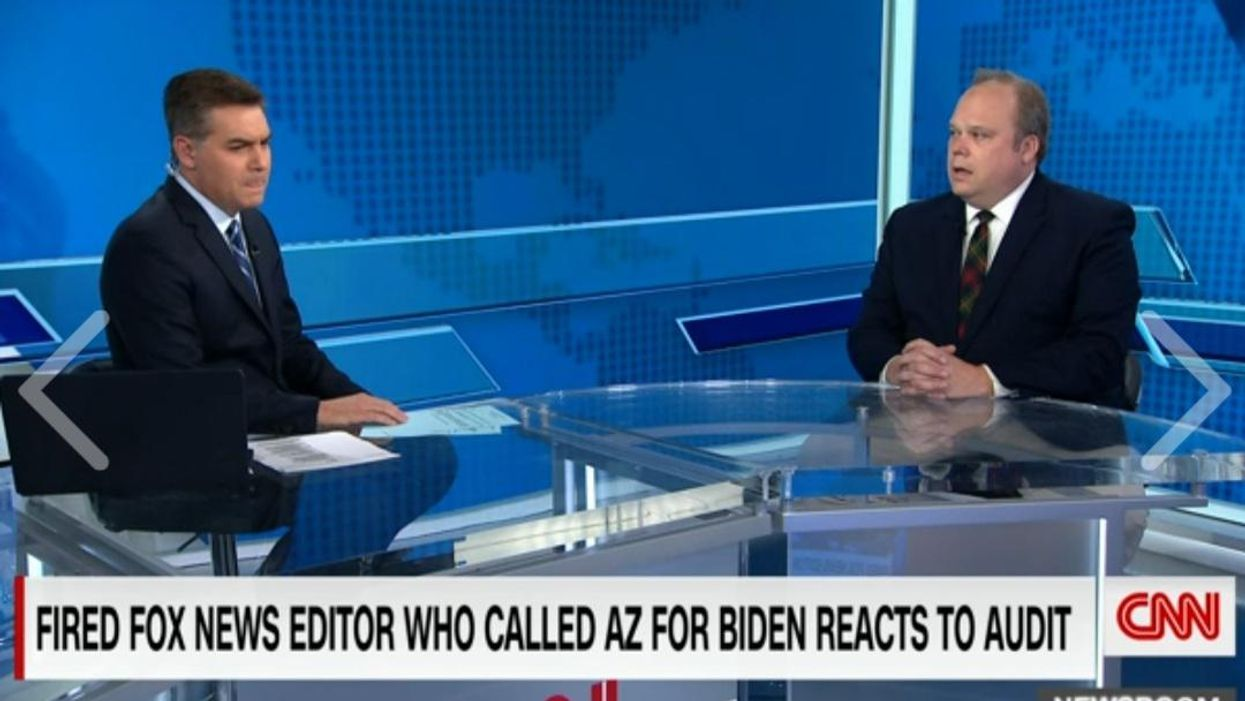 Ex-Fox editor fired for calling Biden's Arizona win warns GOP is launching 'a direct assault on the legitimacy of our elections'
