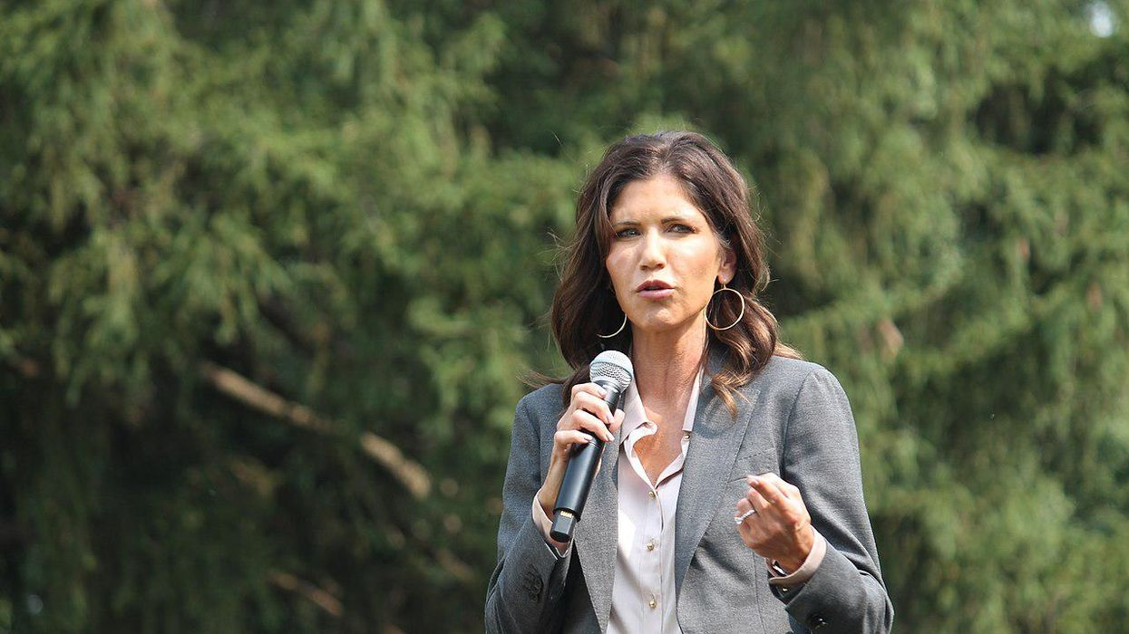 South Dakota AG is 'actively reviewing' Kristi Noem's 2020 meeting with state officials and her daughter: report