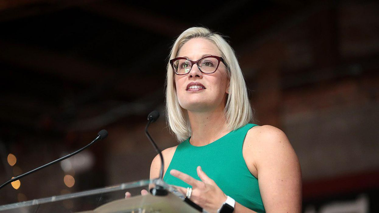 Reports detail the signs that Kyrsten Sinema is negotiating in 'bad faith' on infrastructure bills