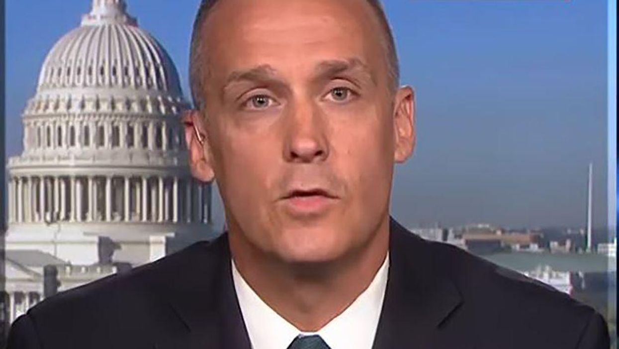Corey Lewandowski out at 'Trump world' after allegations he 'stalked' and 'inappropriately touched' donor