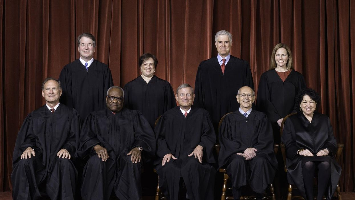 How a hard-right Supreme Court is 'rolling back progress' on multiple fronts: legal expert
