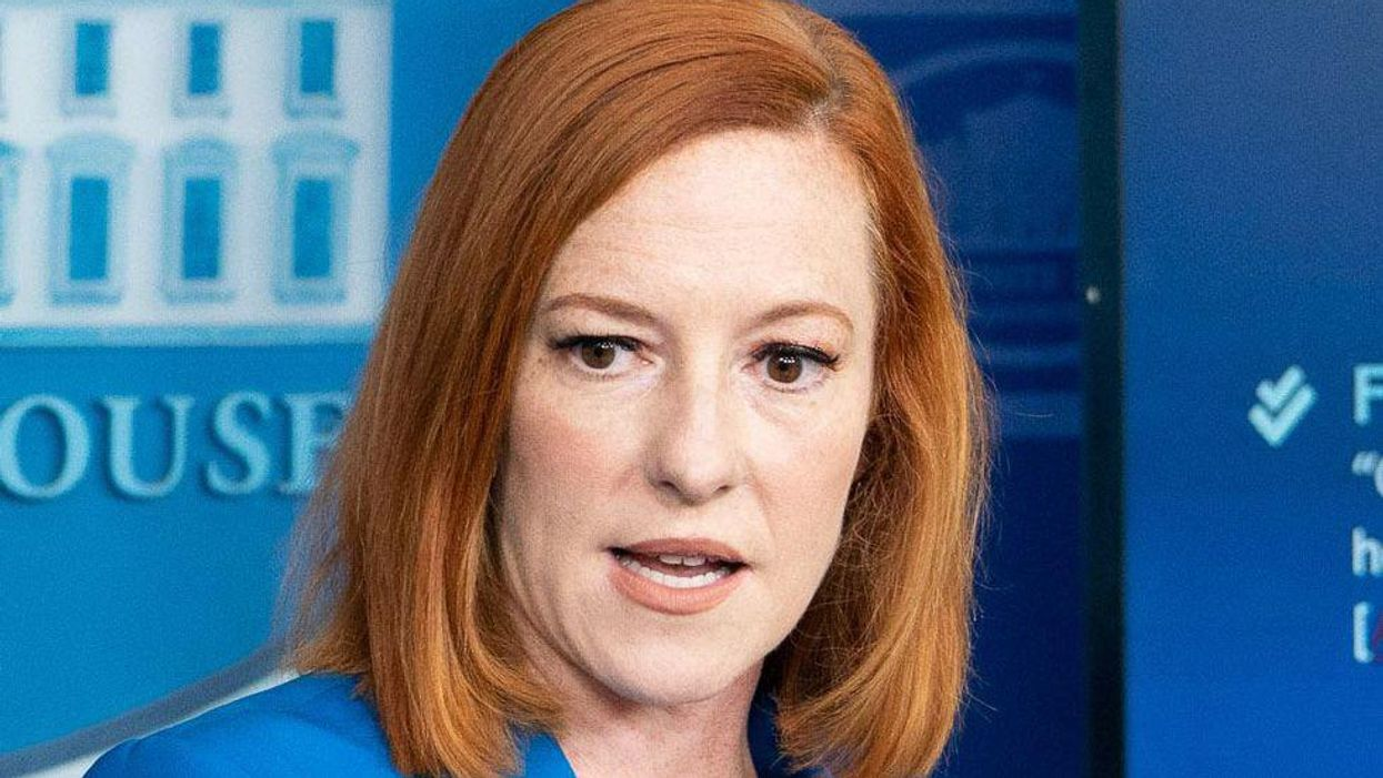 Jen Psaki shoots down a reporter comparing Biden to his predecessor: Trump suggested 'people inject bleach'