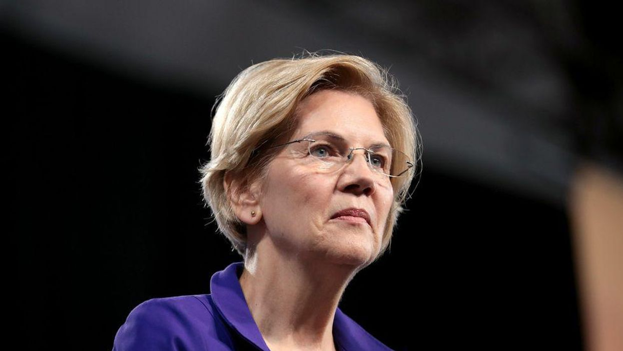 The Democrats' infrastructure debacle proves Elizabeth Warren was right all along
