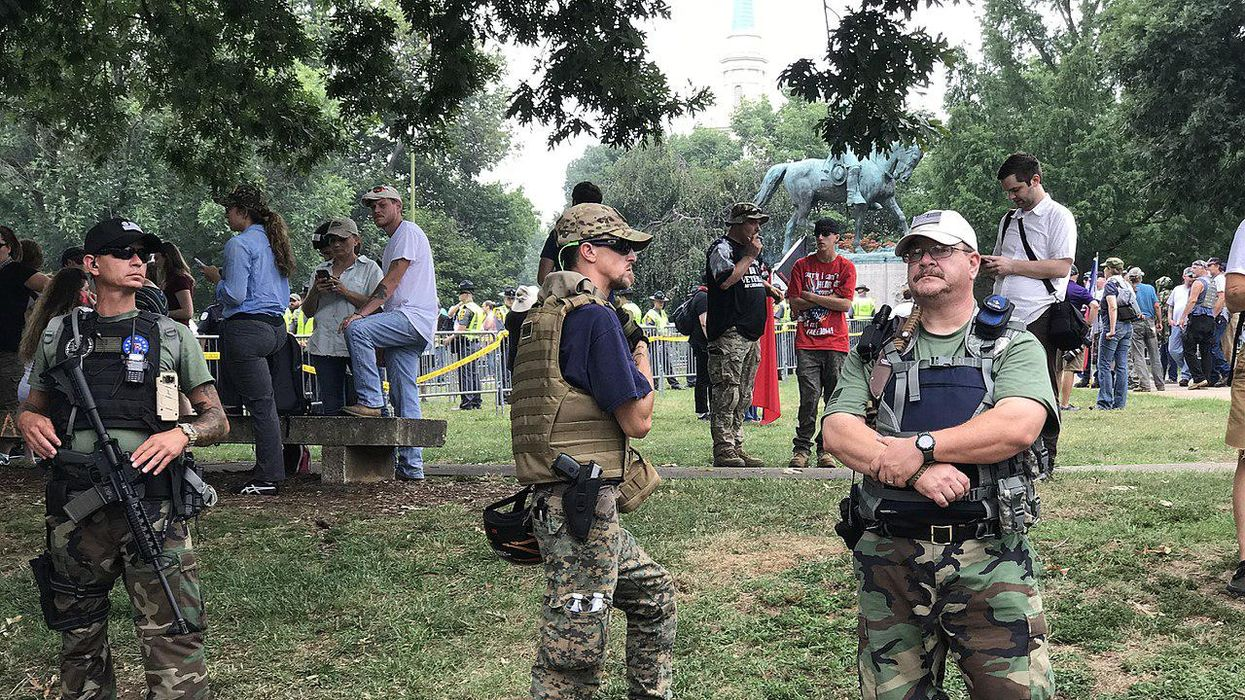 The Oath Keepers gained 'hundreds' of members following the January 6 insurrection: report