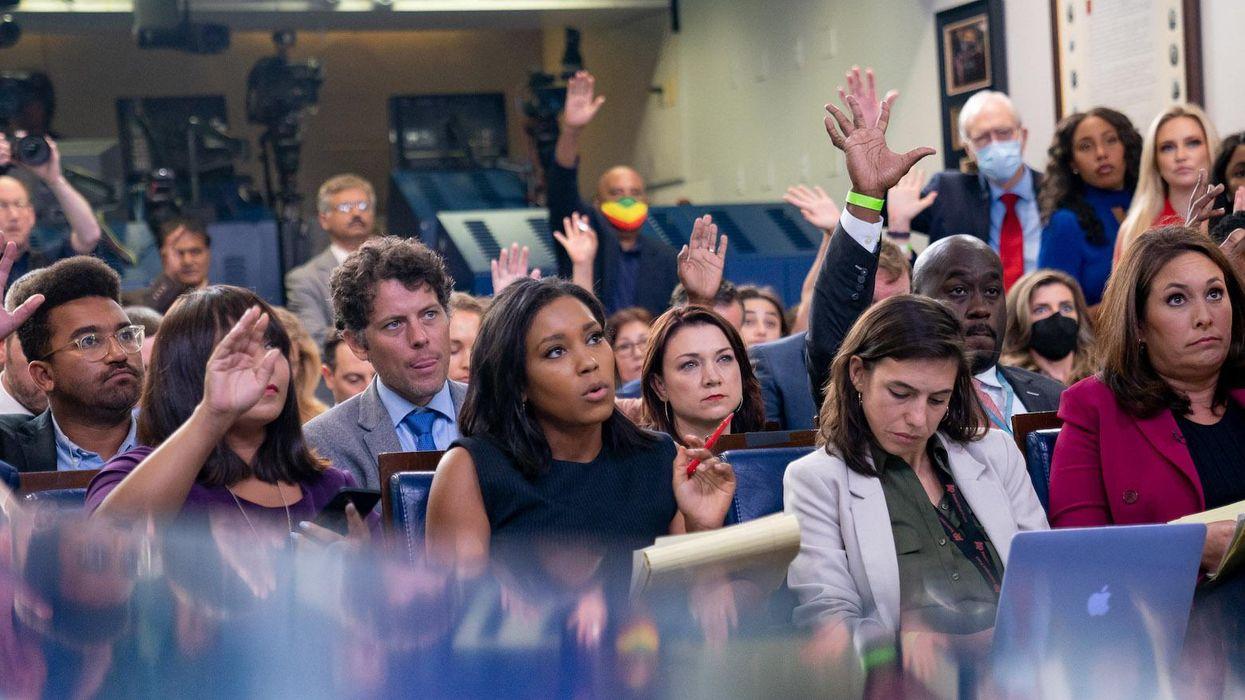 The media gets blindsided as progressives try to save Biden's presidency