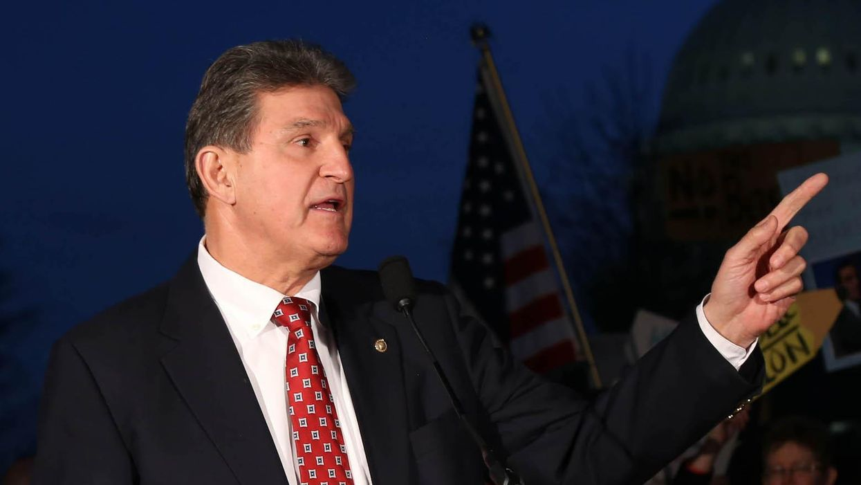 Sinema and Manchin's plan crashes and burns after a key miscalculation