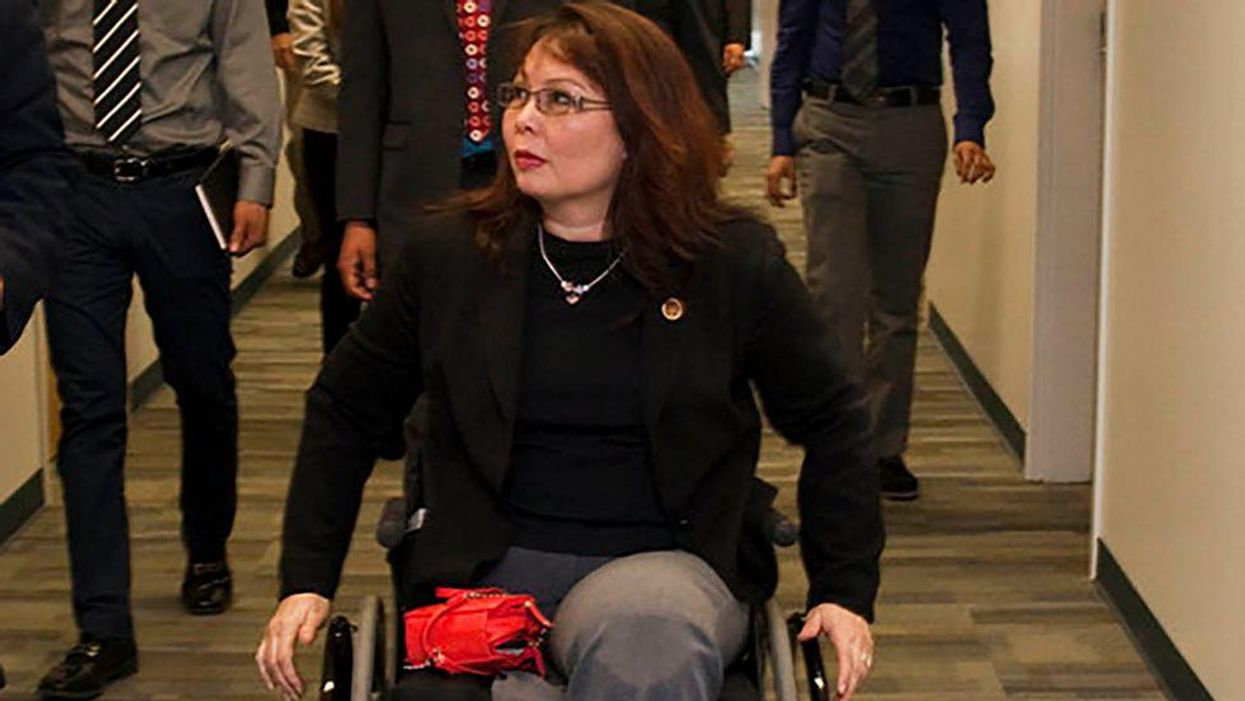 'Utterly trash': Fox News faces backlash after attacking amputee Tammy Duckworth for using veteran benefits