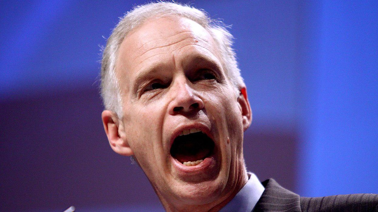Medical expert debunks Ron Johnson's bogus anti-vaxxer claims: 'The vaccine has been very effective'