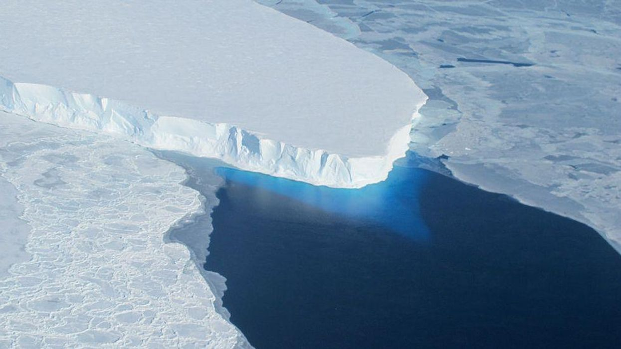 Arctic sea ice hits its minimum as climate change drives a relentless decline