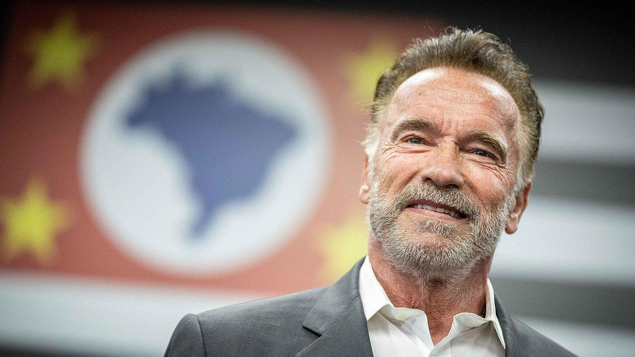 Arnold Schwarzenegger compares Jan. 6 to the Kristallnacht of Nazi Germany: 'This whole thing can go really quickly south'