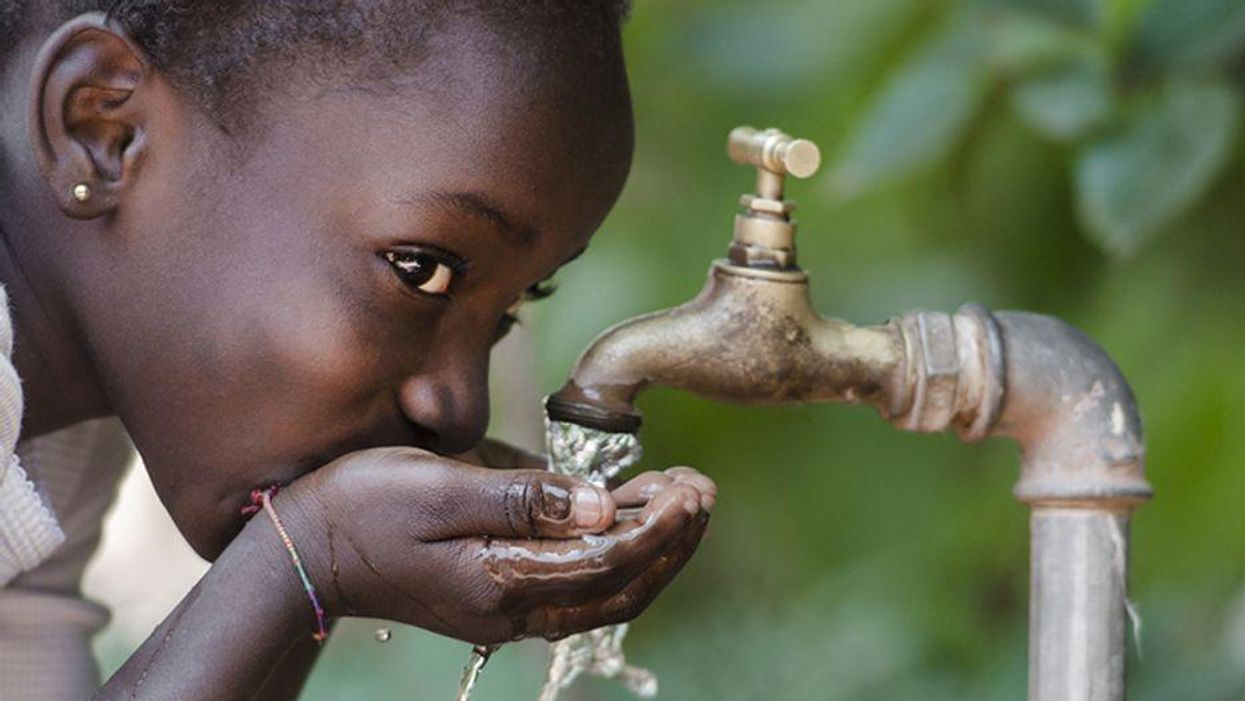 UN urges world to act now to combat 'looming water crisis'