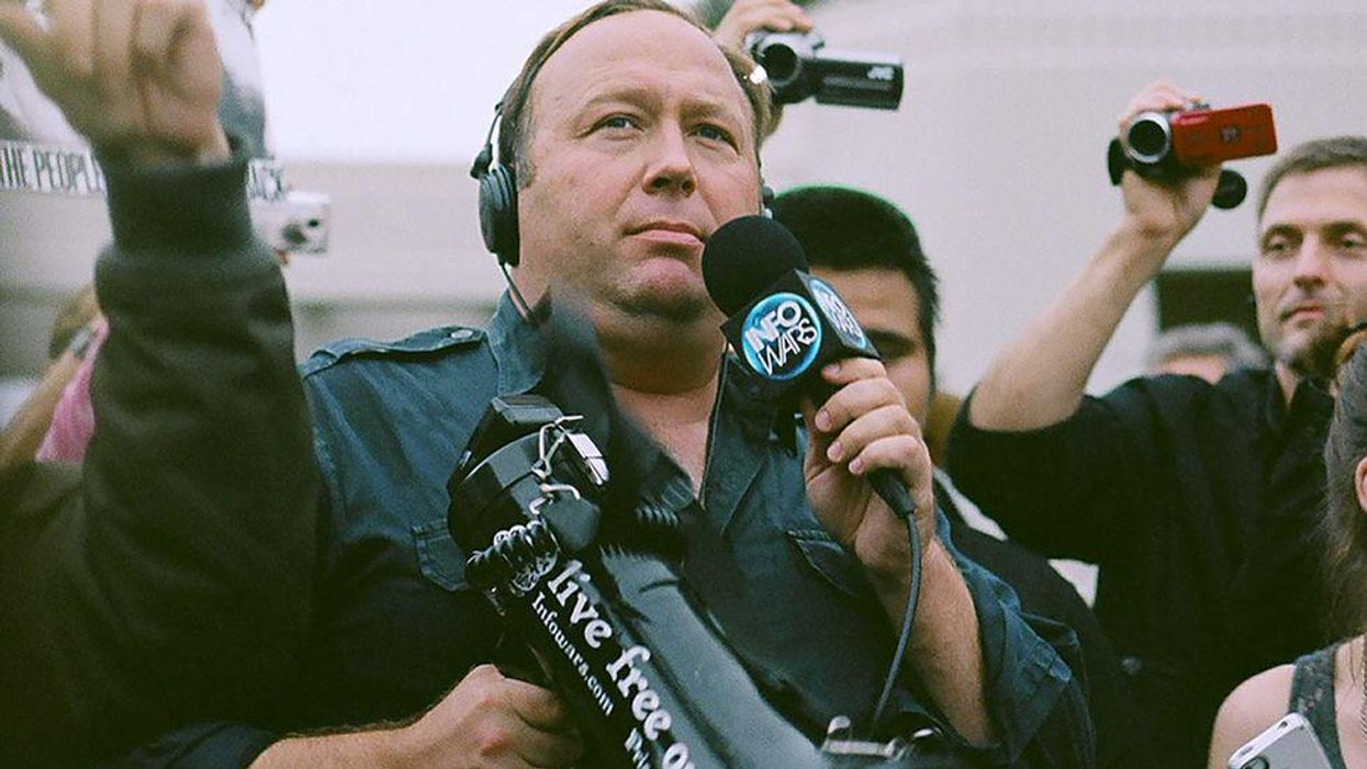 Alex Jones suffers another legal loss as his day of reckoning approaches