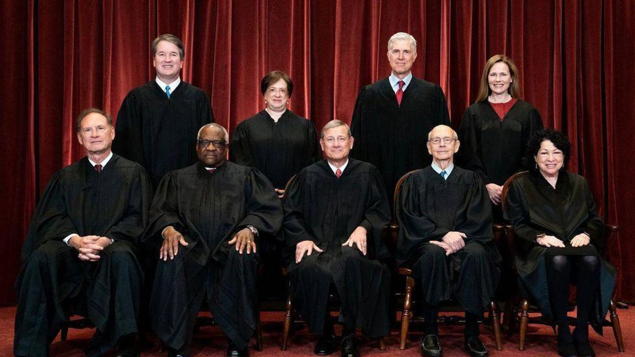 How the right wing uses the Constitution and the Supreme Court to squeeze liberty out of Americans they don't like
