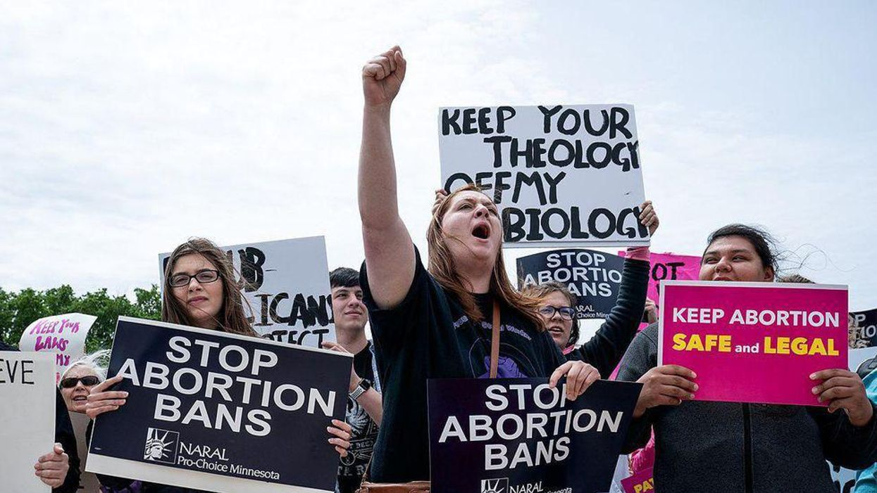 'Stop this madness': Outrage after appeals court reinstates Texas abortion ban