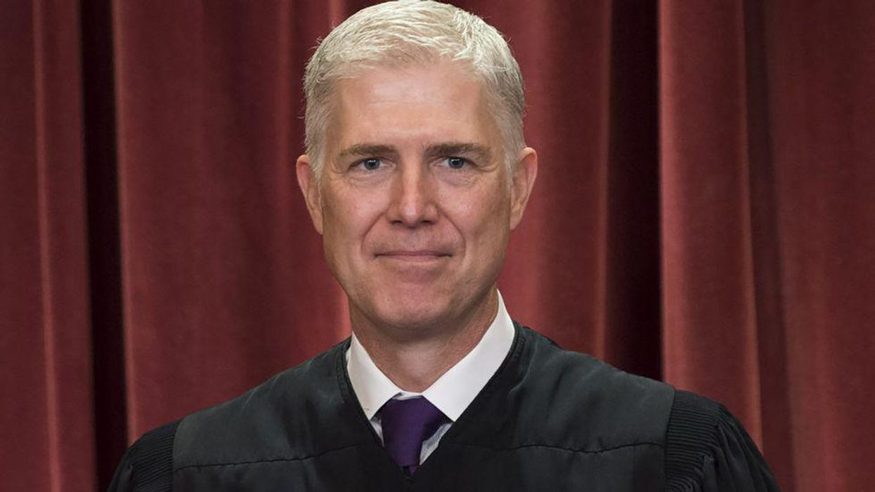 'Gorsuch wants to do horrible things': Right-wing justices battle for control of Supreme Court