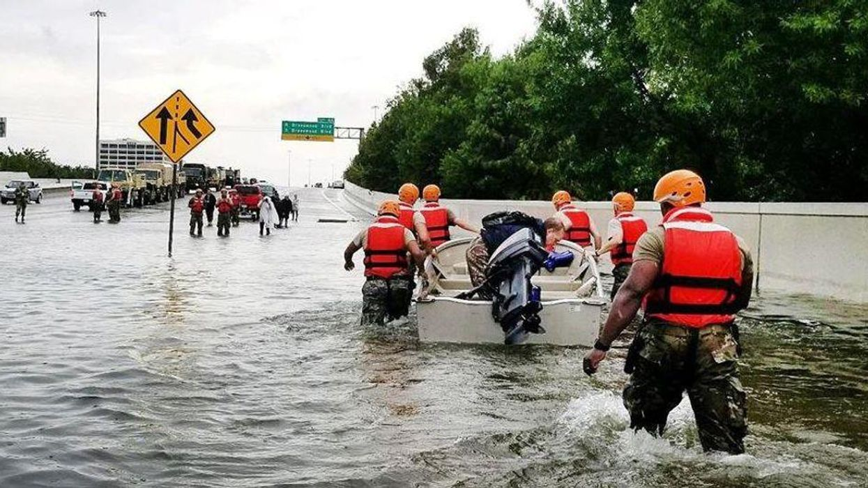 25% of all US infrastructure is at-risk because of climate-change related flooding: new report