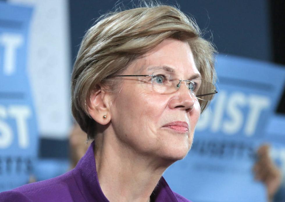 Here's the dark prophecy in Elizabeth Warren's campaign that unfortunately came true