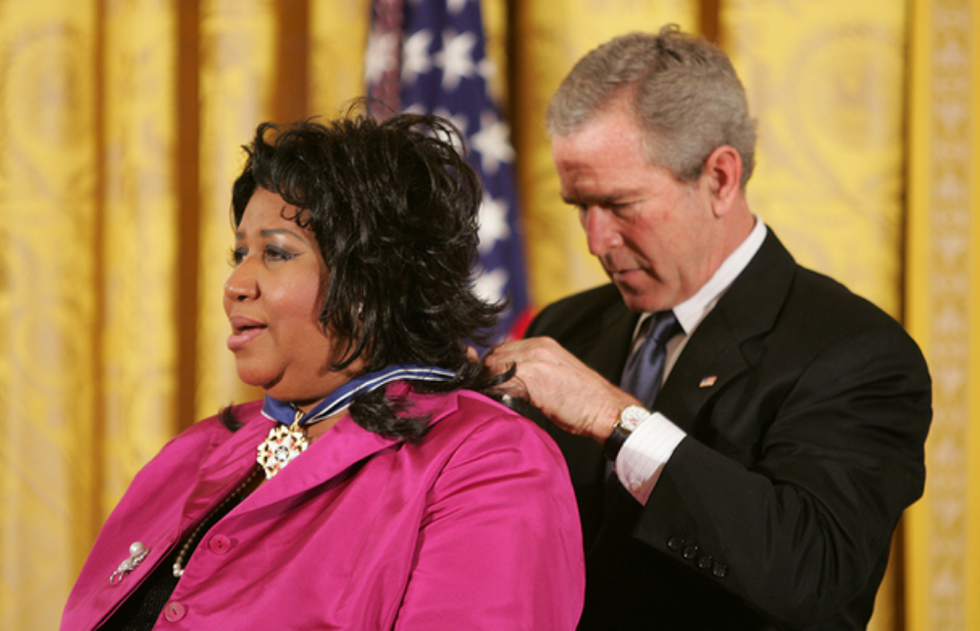 RESPECT: Here Are 5 of Aretha Franklin's Most Important Contributions to Civil Rights