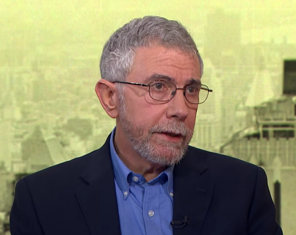 'Republicans Are Lying Nonstop': Paul Krugman Slams the GOP for Abandoning All Restraint and Adopting Trump's Approach to the Truth