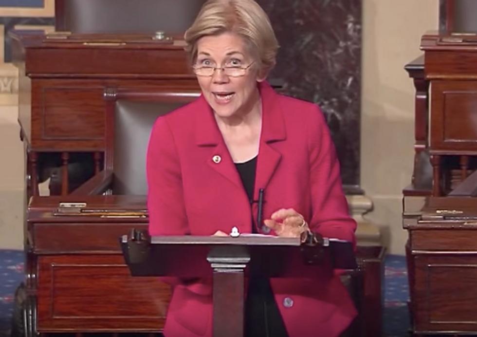 Elizabeth Warren's presidential bid leaves questions to be answered
