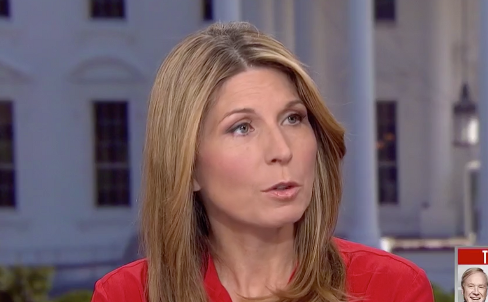 'Profound ignorance': MSNBC's Nicolle Wallace explains why Jared and Ivanka are 'the rot' inside the White House
