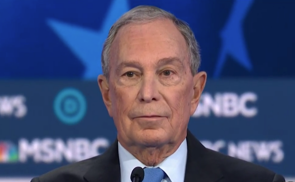 Bloomberg's 2020 chances are crumbling — and he may be accidentally helping Bernie Sanders